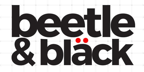 Beetle & Black